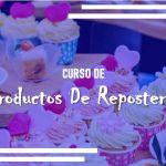 Productos de Repostería